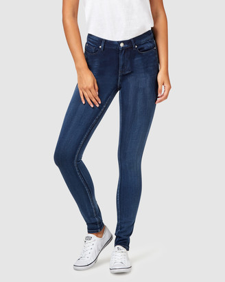 Jeanswest Freeform 360 Skinny Jeans Imperial Blue