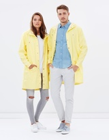 Rains Unisex Long Jacket