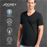 Jockey 3-pk. Staycool Plus V-Neck T-Shirts