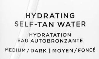 Tan-Luxe The Water Hydrating Self-Tan Water