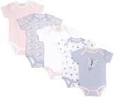 Cutie Pie Baby Pink & Purple Butterfly Bodysuit Set - Infant