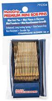 MetaGrip Blonde Premium Mini Bob Pins