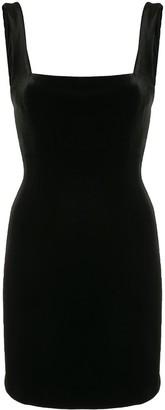 Bec & Bridge Oliviane velvet mini dress