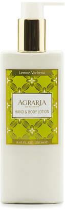 Agraria Lemon Verbena Hand & Body Lotion