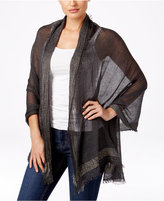 Collection XIIX Forever On Vacation Travel Scarf