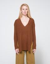 Ana Sweater in Rust