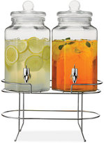 The Cellar Double Dispenser with Stand