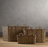 Dark Seagrass Baskets