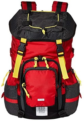Topo Designs Subalpine Pack (Red) Backpack Bags