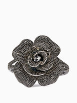 Kate Spade Midnight rose rose cuff