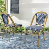 Ophelia Armando Bistro Stacking Patio Dining Chair & Co.