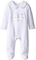 Mud Pie Bunny Footed Sleeper (Infant)