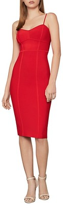 BCBGMAXAZRIA Sweetheart Bodycon Dress