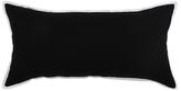 Vince Camuto Pedal Brushstroke Signature Bolster Pillow
