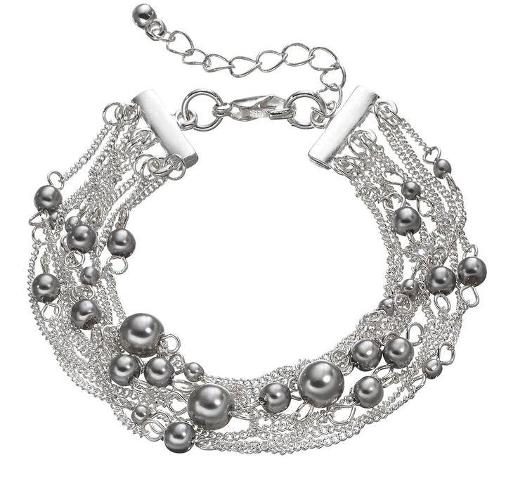 Lauren Conrad multistrand bracelet