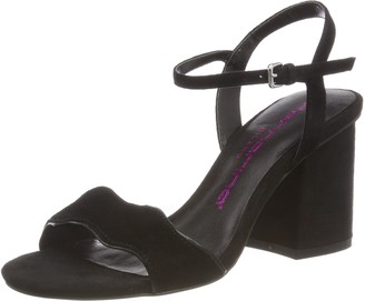 Fornarina Women's Fey Ankle Strap Heels