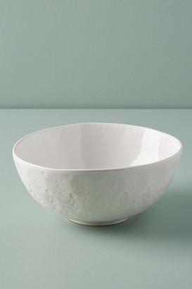 Anthropologie Old Havana Pasta Bowl By in White Size PASTA