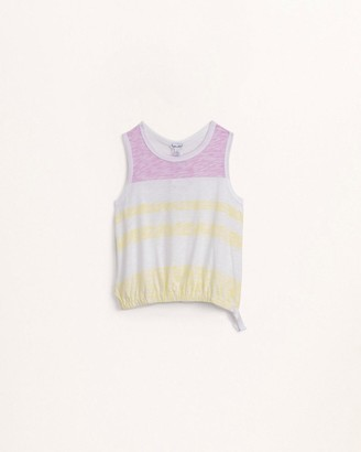 Splendid Girls Side Tie Tank