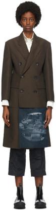 Namacheko Brown Hannagan Warp Coat