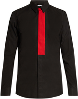 Givenchy Contemporary-fit single-cuff shirt