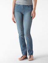 Ultimate Skinny Tinted Azure Wash Zip Pocket Jeans