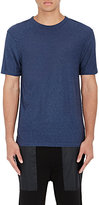 Alexander Wang Men's Slub Jersey T-Shirt-BLUE