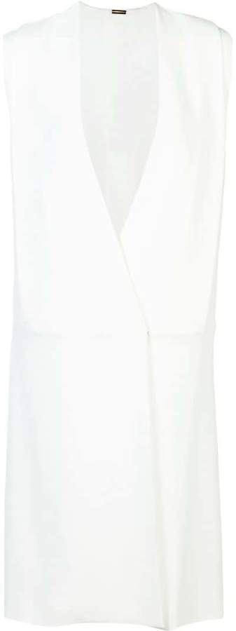 ADAM by Adam Lippes sleeveless wrap dress