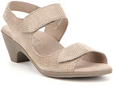 Mephisto Cecila Perforated Sandals
