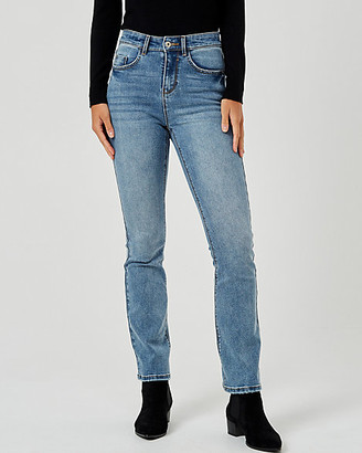 Le Château Slight Flare Leg Jeans