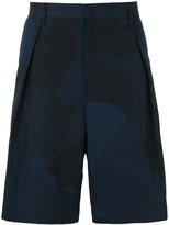 Emporio Armani bermuda shorts - men - Cotton - 46
