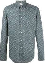 Paul Smith floral print shirt - men - Cotton - S