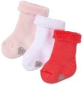Petit Bateau Gift set with three pairs of baby socks