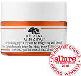 Origins GinZing Refreshing Eye Cream to Brighten and Depuff, One Size , No Color Family