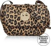 Hill & Friends Happy Printed Leopard Bag- Leopard