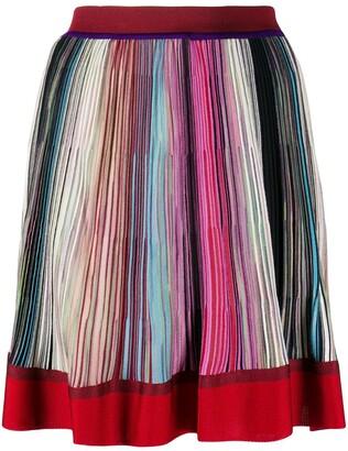 Missoni Striped Rib Skirt