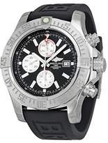 Breitling Men's BTA1337111-BC29BKPT3 Super Avenger II Analog Display Swiss Automatic Watch