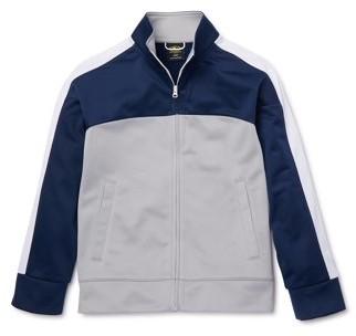Athletic Works Boys Tricot Track Jacket, Sizes 4-18