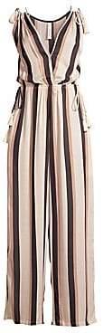 Cool Change coolchange Women's Taryn Tonal Stripe Jumpsuit