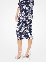 MICHAEL Michael Kors Floral Pencil Skirt