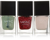 Nails Inc Peace Love Kale Set - Multi