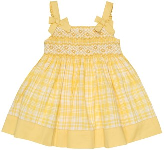Rachel Riley Baby dress and bloomers set