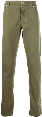 Brunello Cucinelli Classic Straight-Leg Jeans