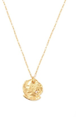 Alighieri The Forgotten Memory 24kt Gold-plated Necklace - Gold