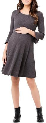 Ripe A-Line Ribbed Dress