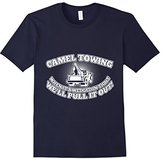 Special Tee Men's Camel Towing When Its Wedged In The Tight Well Pull T-Shirt 2XL