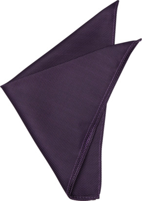 yd. Lilac Terry Texture Pocket Square