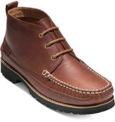 Cole Haan Men's Connery Moc-Toe Chukka Boots
