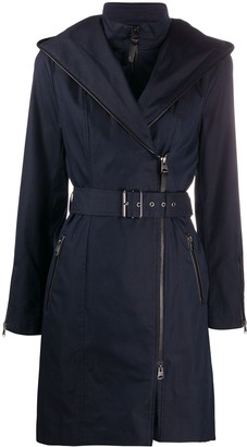 Mackage Adela hooded rain coat