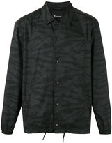 Alexander Wang coach jacket - men - Nylon/Polyester - M