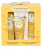 Burt's Bees Burt's Bees® Baby Bee Sweet Memories Gift Set with Keepsake Photo Box